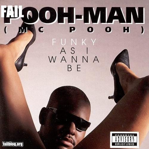 album cover bad idea failboat name pooh - 3508981760