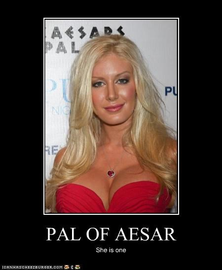 PAL OF AESAR She is one