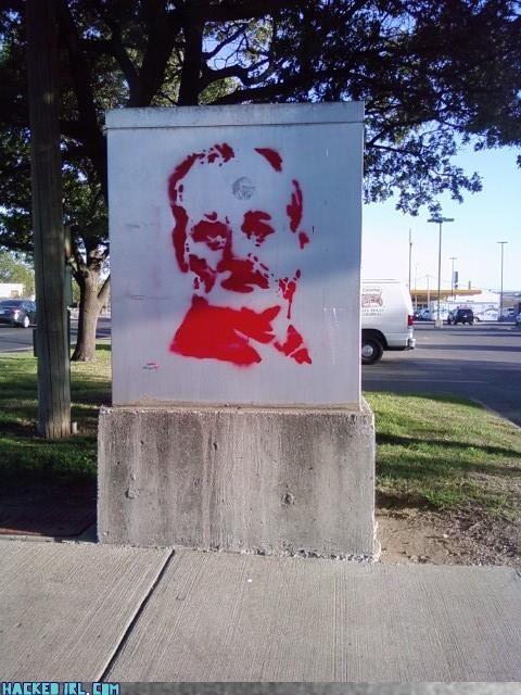 pop culture,stencil