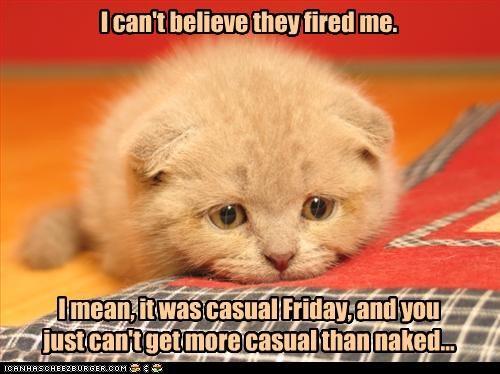 au natural cat depressed fired Hall of Fame job Sad - 3512662272