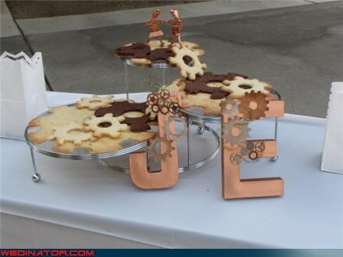 awesome,aww,cog cookies,delicious,Dreamcake,gear,symbolic,were-in-love