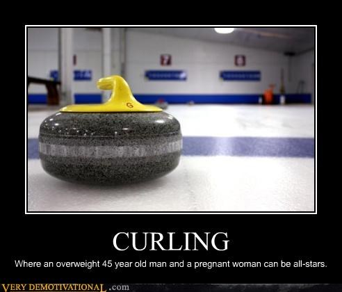all star sports curling pregnant