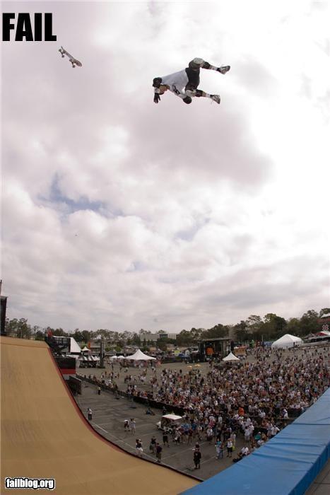 air failboat halfpipe oops skateboard - 3520960000