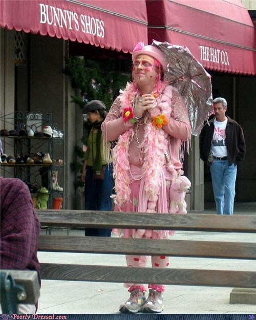 The Pink Man of Santa Cruz