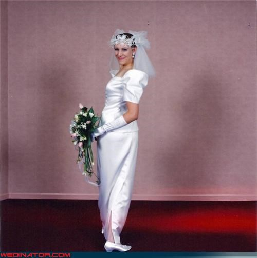 bride crazy bride picture Crazy Brides fashion is my passion flexible bride funny bride picture funny wedding photos limber bride surprise technical difficulties twisted bride wtf wtf is this - 3522066944