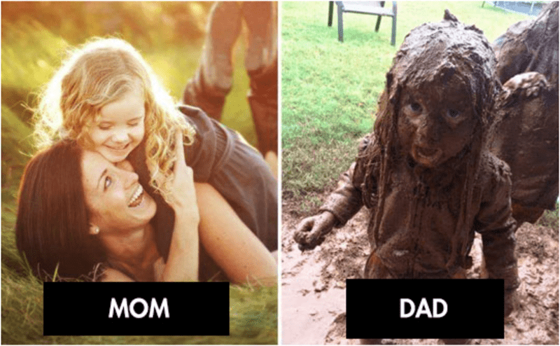 a funny list of funny mom and dad pictures