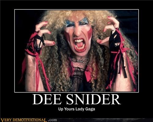 crazy makeup dee snider lady gaga