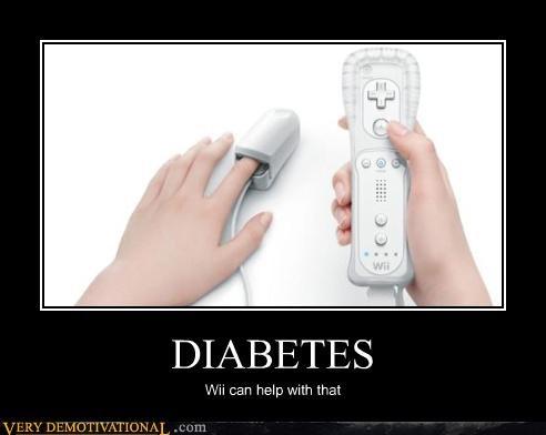 wtf diabetes Japan wii - 3527620864