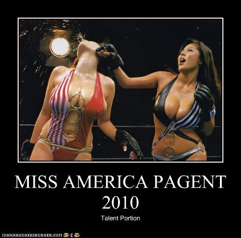MISS AMERICA PAGENT 2010 Talent Portion