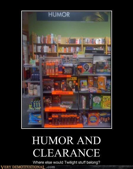 books categories humor idiots trash twilight - 3530256384