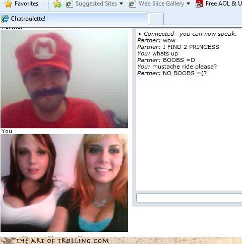 mario mustache ride nintendo - 3536385024