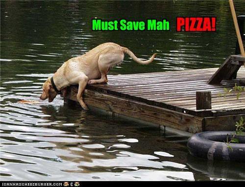 Must Save Mah PIZZA!