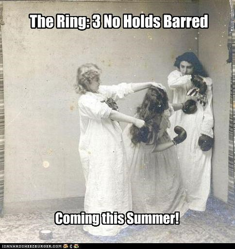 The Ring: 3 No Holds Barred Coming this Summer!