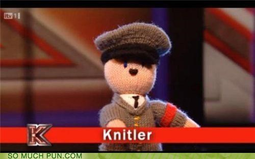 history Knitler puns world war 2