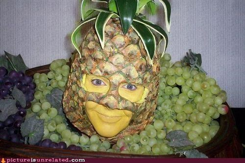 costume fruit lady gaga scary wtf