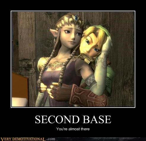 2nd base impossible link video games Videogames zelda - 3544828672
