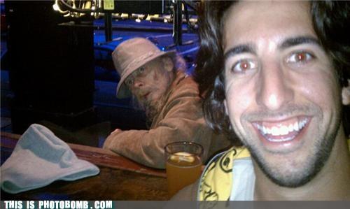 bar creeper Impending Doom old people restaurant - 3547034880