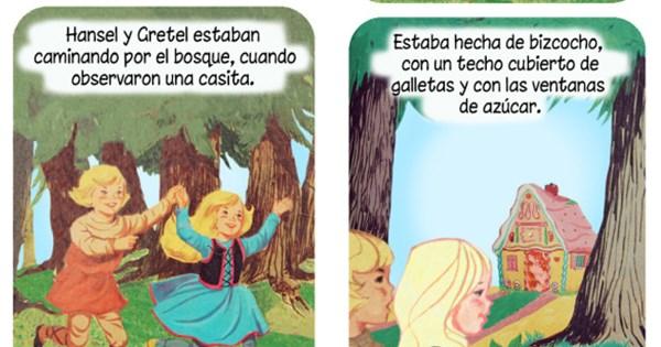 tocino puerta Hansel y Gretel