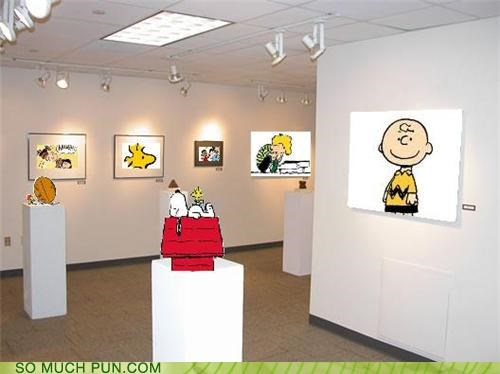 art charlie brown comics cute food peanuts puns snoopy - 3548075776
