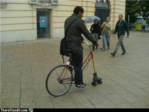 Bicyles bike mod not intended use roller skate - 3549348352