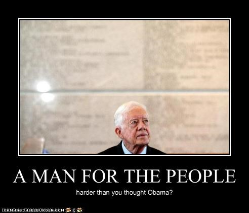 A MAN FOR THE PEOPLE harder than you thought Obama?