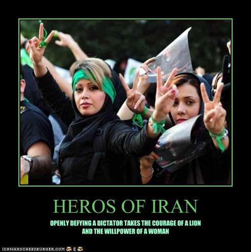 dictator,iran,protesters,women