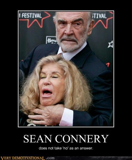 007 celeb highlander hilarious sean connery strangle therapists - 3553009664