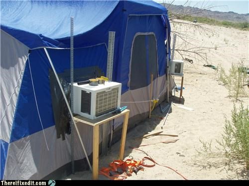 camping hot no thanks tent window-ac - 3553539328