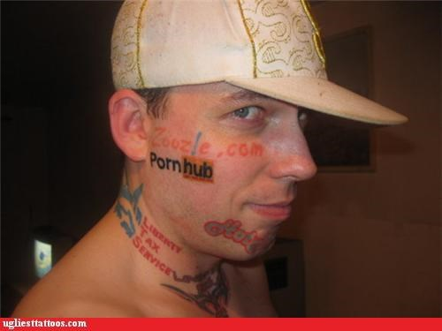 brand loyalty,face tats,full-body fail