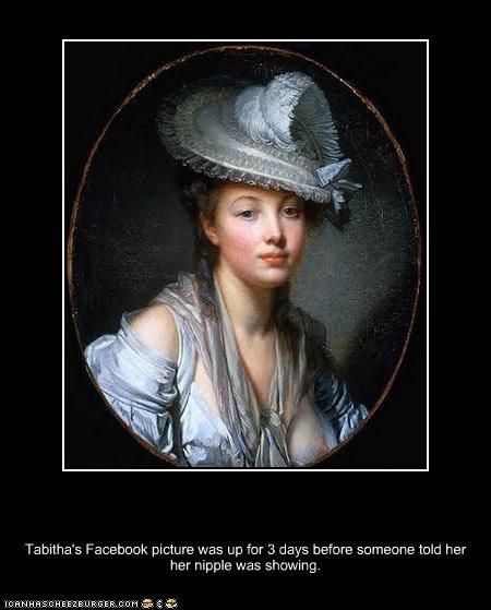 portrait Sexy Ladies wardrobe malfunction - 3557037312