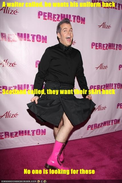 fashion gross Perez Hilton pink ugly - 3558270208
