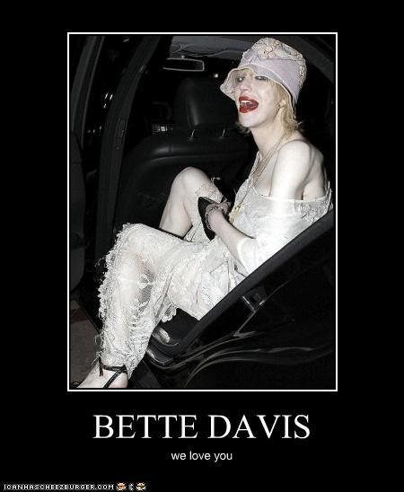 BETTE DAVIS we love you