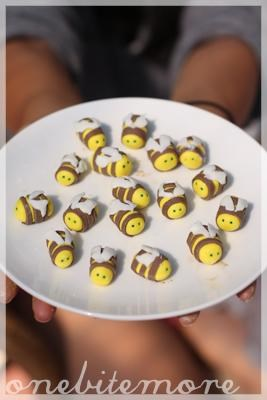 Itty Bitty Edible Bees