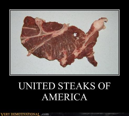 cut food hilarious meat steak usa - 3565057024