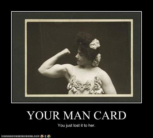 demotivational lady photograph - 3572391680