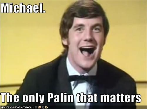 actor british comedy comedian michael palin monty python Sarah Palin sexy Brits - 3573011968