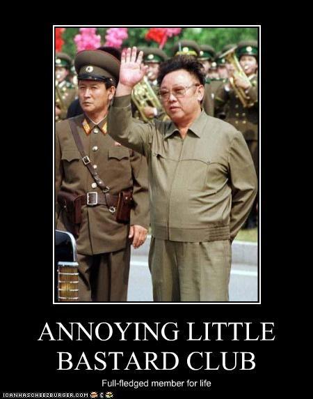 annoying dictator Kim Jong-Il North Korea - 3573649920