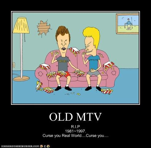 beavis and butthead cartoons mtv reality tv the real world - 3574195200