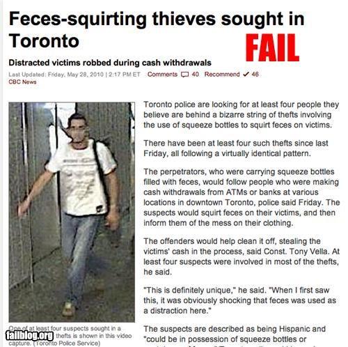 crime eww failboat feces Probably bad News wtf - 3574374144