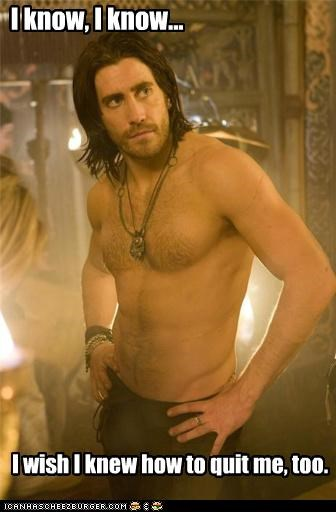 actor brokeback mountain jake gyllenhaal prince of persia quotes sexy the hawt - 3575829760