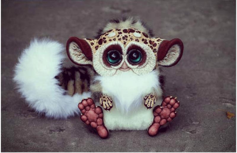 a fun list of creepy and cute dolls