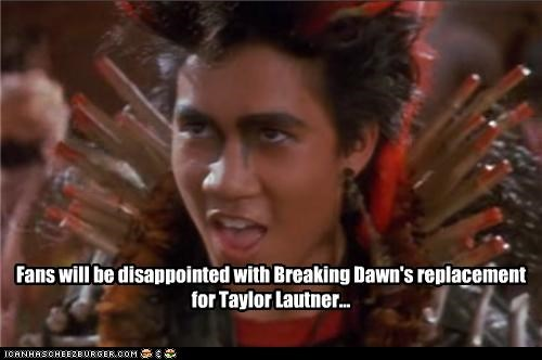 actor Dante Basco fans hook movies Rufio taylor lautner the lost boys twilight