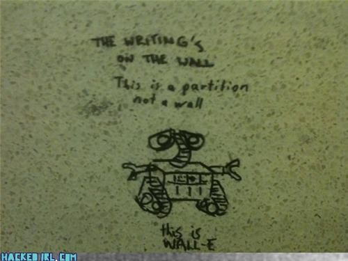 Bathroom Graffiti - 3580302592