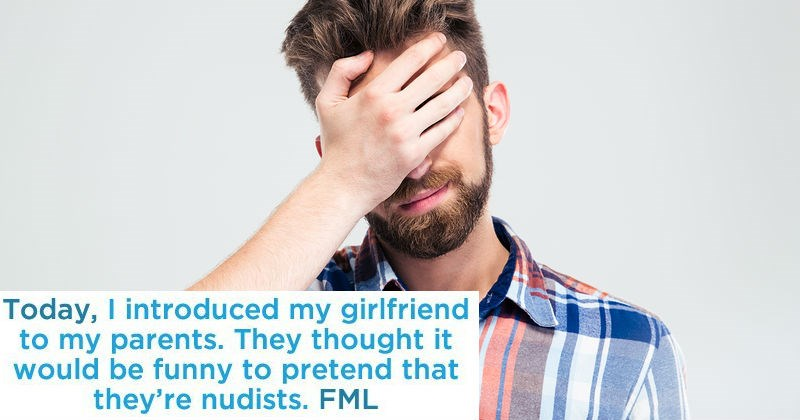 Funny FML moments that'll keep you entertained.
