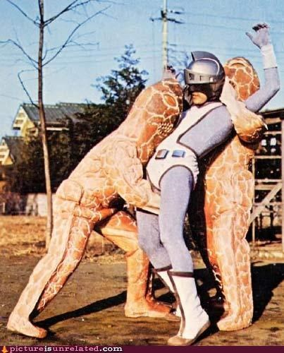 costume monster sci fi wtf - 3586565888