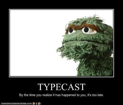 oscar the grouch Sesame Street - 3589473792