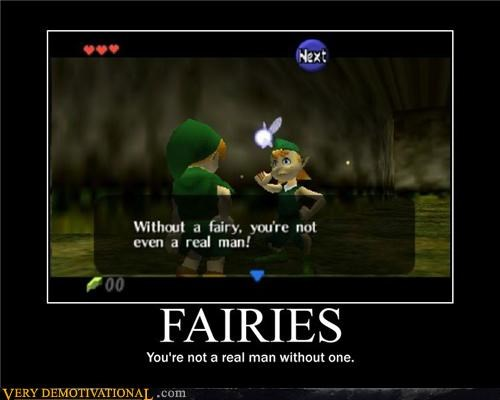 fairies hilarious legend of zelda link myths Videogames - 3591167744