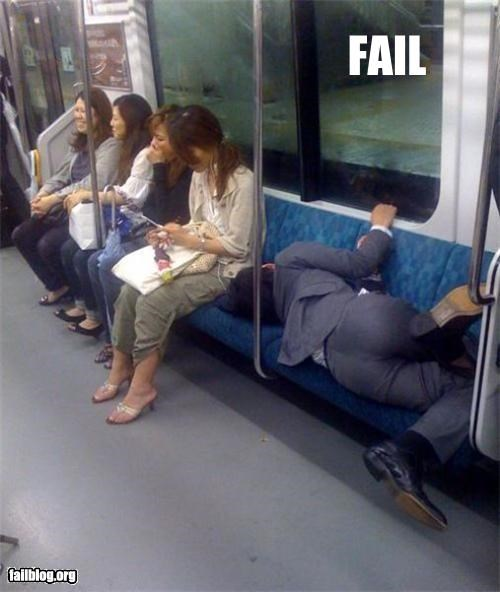 asian failboat g rated nap Subway train - 3594559232