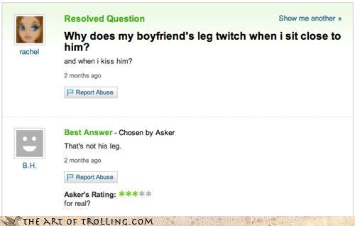 girlfriend leg touch - 3594569472
