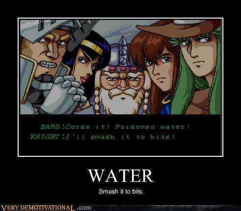 5-internets-to-whoever-knows-this-game Bard computer game idiots knight magic RPGs water - 3595457536